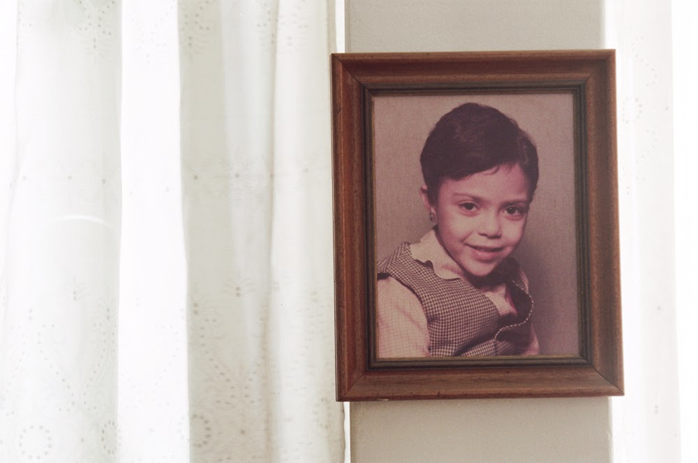 Ahmed Kamel - Artwork -family portrait - photography -Home – The Self-C print-50x75cm, 2003